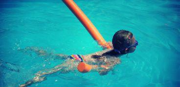 Ecole de natation juillet et août 2018