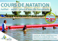 cours natation 2018